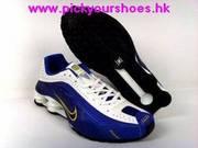 Nike Shox R4 Menâs Shoes