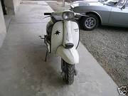 Wanted Old Lambretta and Vespa Motorscooters