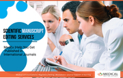 Scientific Editing Services for your Manuscript to get Published