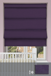 Best Quality Range of Roman Blinds at Controliss Blinds
